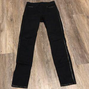 ARITZIA WILFRED FREE  Black Jeans